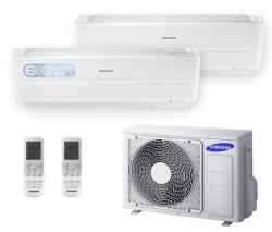 SAMSUNG AR9500 Wind-Free Standard AR09RXWXCWKNEU + AR09RXWXCWKNEU