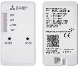 WiFi adaptér Mitsubishi MAC-567-IF